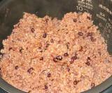 酵素玄米はもち米のような柔らかさと美味しさ
