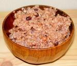 酵素玄米3日目